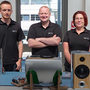 British Hi-Fi Manufacturer Sonic Concept Exhibits Speakers, Amplifier & DAC at Bristol