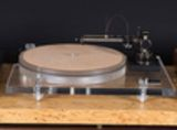 First Time Showing Of Pro Audio Parallel Tracking Turntable